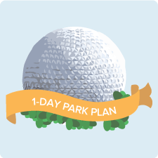 Epcot 1-Day Plan