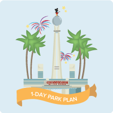 Hollywood Studios 1-Day Plan