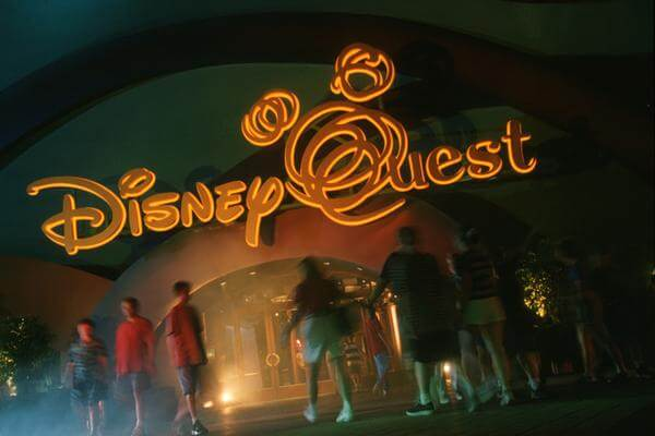 DisneyQuest® Indoor Interactive Theme Park