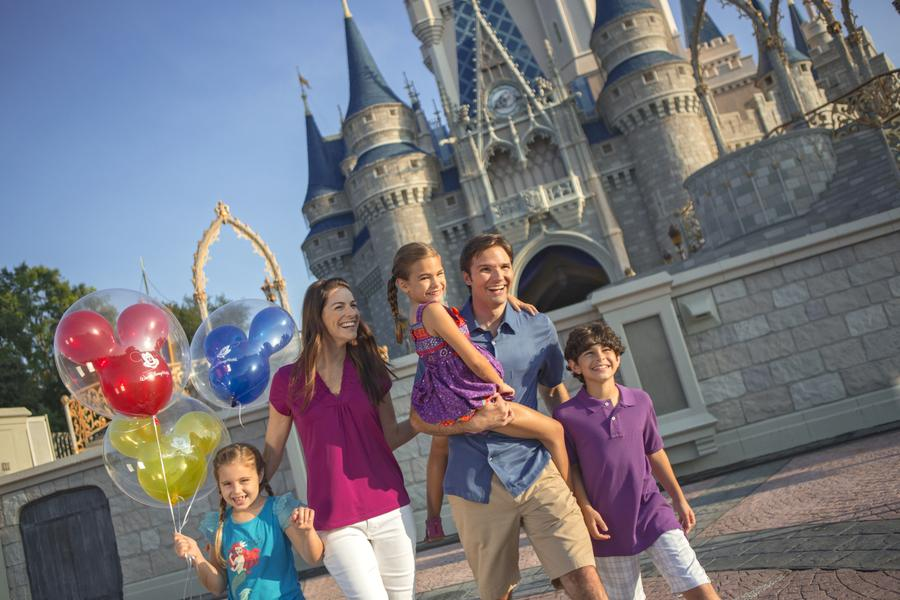 With its storybook Cinderella Castle and six spectacular themed lands, Magic Kingdom® Park is the primary destination for those visiting the Orlando theme parks. Easily the most popular park in the entire world, Magic Kingdom® Park is always busy.