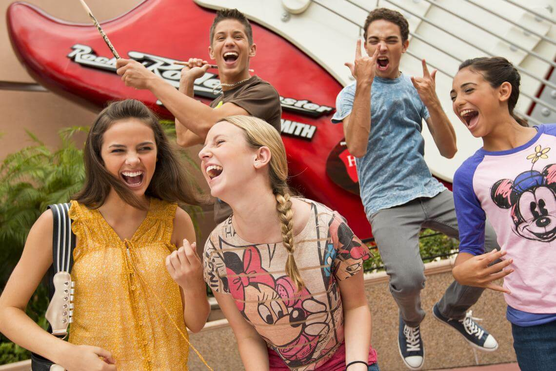 4-Day Park Hopper® Ticket - with Extra Day