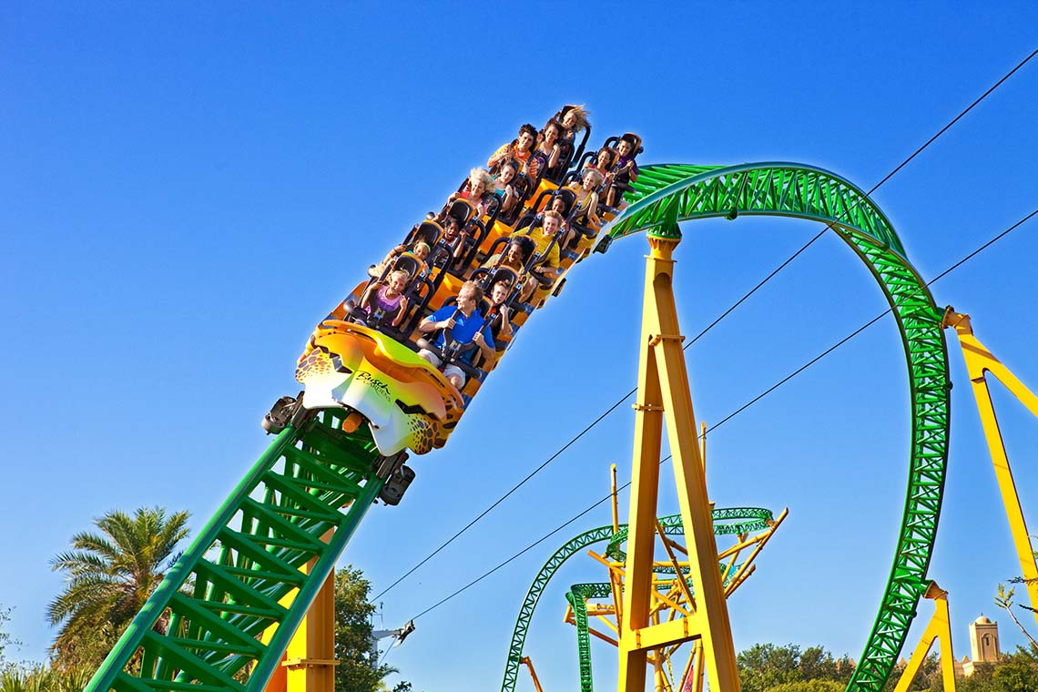 Simple Busch Gardens Tampa Tickets One Visit With All To Decor